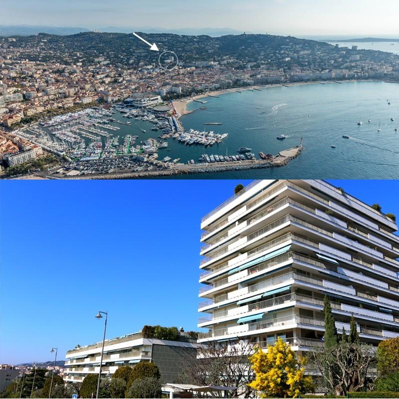 LMNP sénior Cannes - Les jardins d'Arcadie II